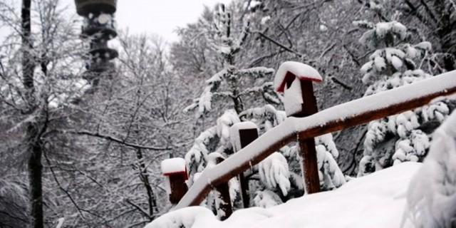 Snježni rekord na Sljemenu – 136cm