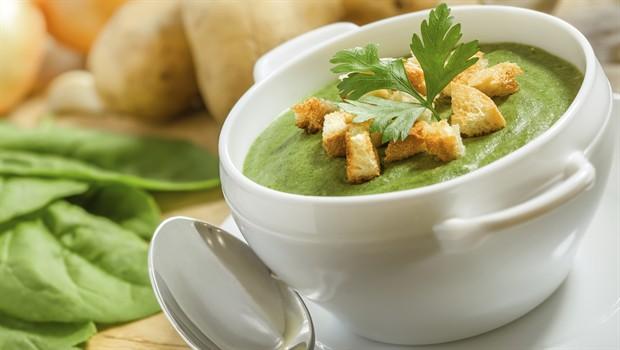 KIGO recept dana: Ukusna krem juha od brokule i špinata