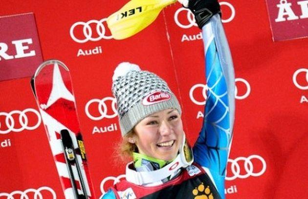 Mikaela Shiffrin svjetska prvakinja u slalomu