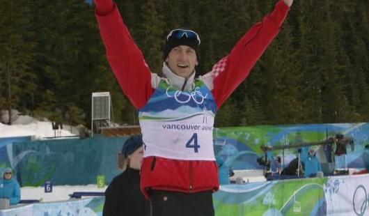 Jakov Fak, prva medalja za Hrvatsku na ZOI 2010