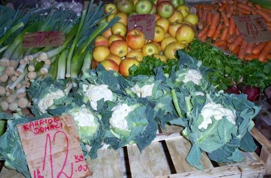 Povrće i voće je korisno za zdravlje organizma