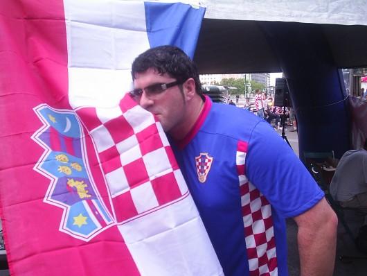 Hrvatska danas s Belgijom