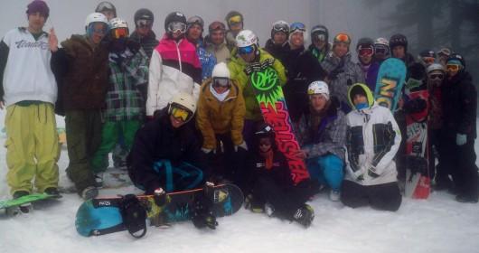 Snowboard-Prvenstvo Hrvatske u disciplini Slopestyle