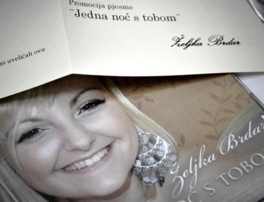 Promocija singla Željke Brdar