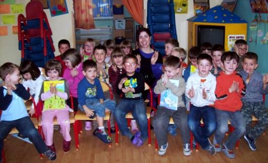 Bajke Tatjane Udović u Dječjem vrtiću LOPTICA