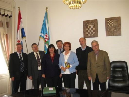 Vrijedna donacija pokrajine Karlsrhuea PGŽu