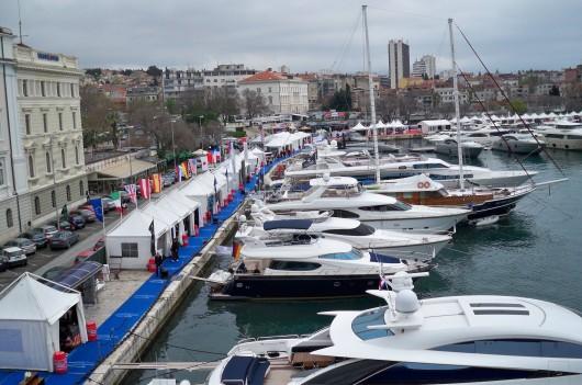 Croatia Boat Show do nedjelje