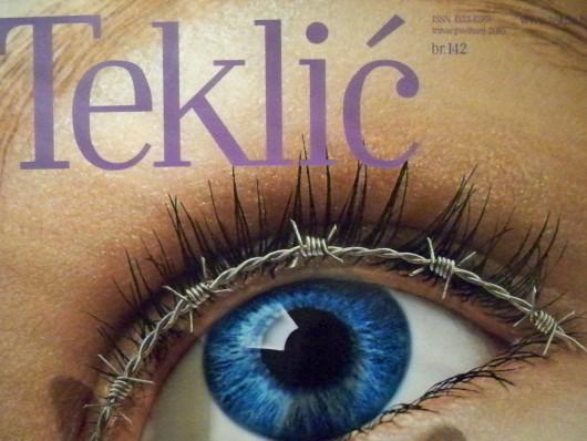 Nakon 14 godina tiskanog izdanja Teklić dobio i svoju web stranicu