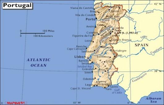 Portugal uvodi hitne antirecesijske mjere, oporba naravno, podupire Vladu