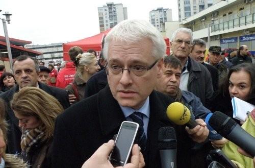 Josipović: Vladine mjere su skup dobro postavljenih ciljeva