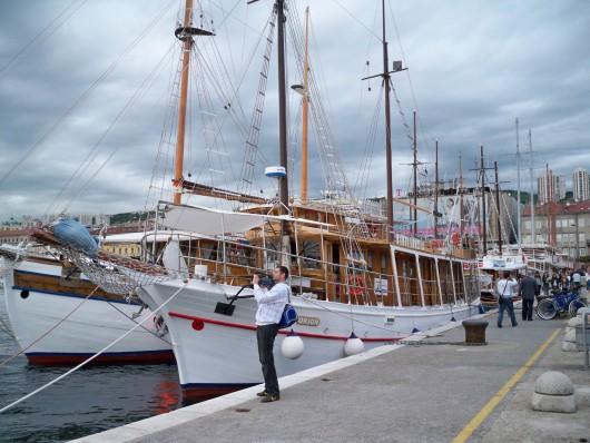 Drveni turistički brodovi u Rijeci svakog petka i subote