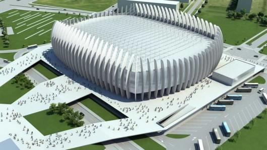 Arena Zagreb građevina godine svijeta