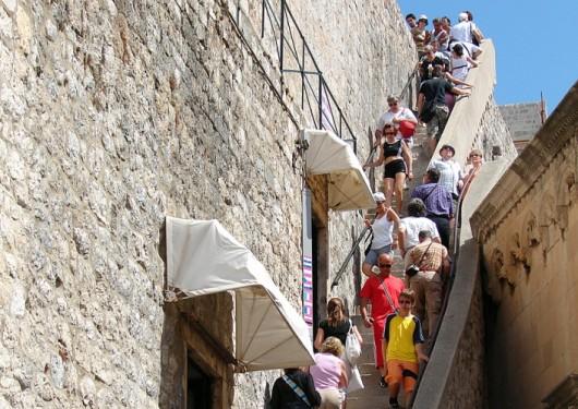 SP u nogometu nije utjecalo na turistički promet u Dubrovniku