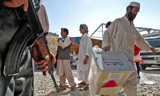 Britanci izlaze iz Afganistana