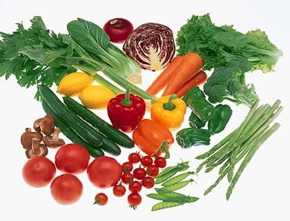 Pet obroka voća i povrća smanjuje rizik od moždanog udara za 26 posto