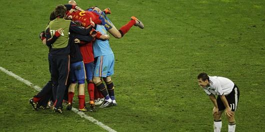 Španjolska ponovila finale europskog prvenstva