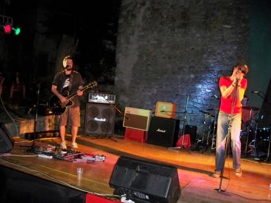 U2 Cover Band nastupio u Labinu, vrhunski užitak za sve posjetitelje