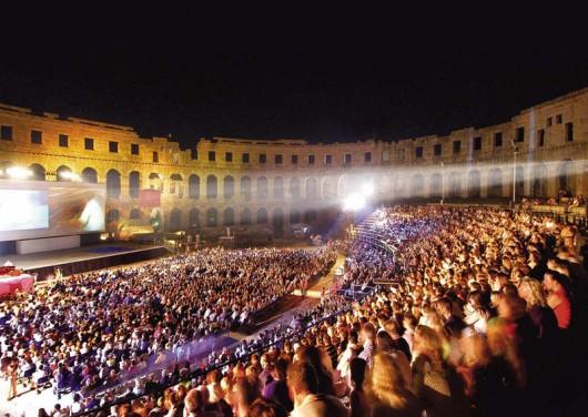 Sve je spremno za svečano otvaranje 57. festivala igranog filma u Puli