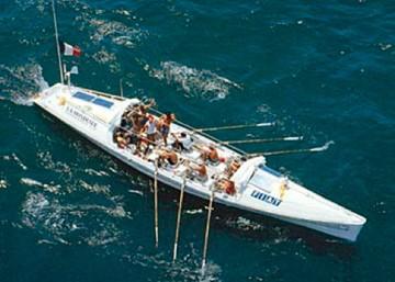 Oboren 114 godina star rekord u veslanju preko Atlantika