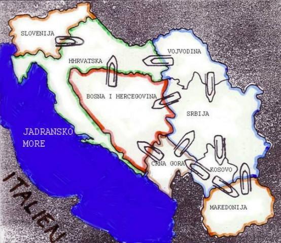 Srbi jednostavno ne mogu prihvatiti da Jugoslavije više – NEMA