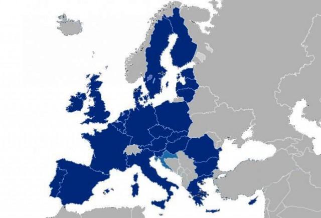 Gotovo je, Hrvatska postaje dio europskog carstva