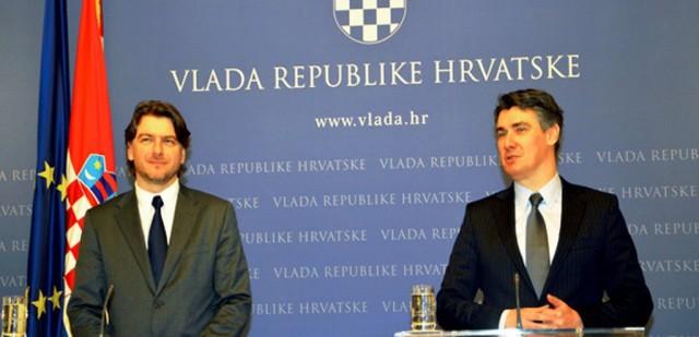 Milanović zabranio novom ministru da odgovori novinarima