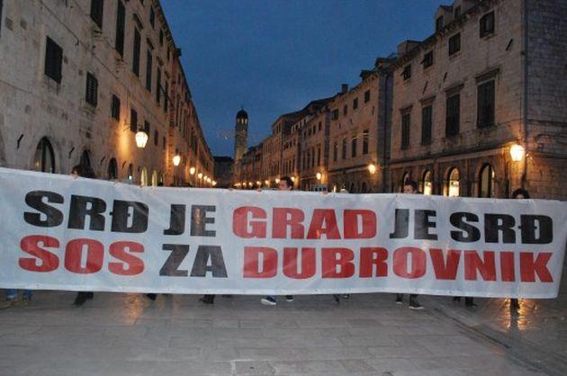 Ministarstvo uprave: Dubrovnik će imati referendum o Srđu!