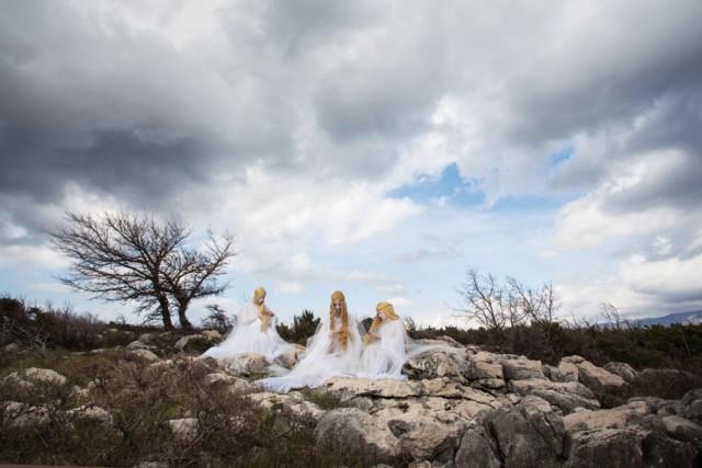 Otvorenje izložbe 'Krk – otok vila', autorice Ive Lulić