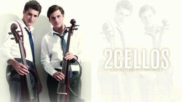 Sjajni 2Cellos početkom lipnja u Areni Varaždin!