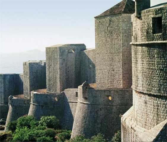 Dubrovnik: U prvom tromjesečju 50% više prihoda od zidina nego u 2012.