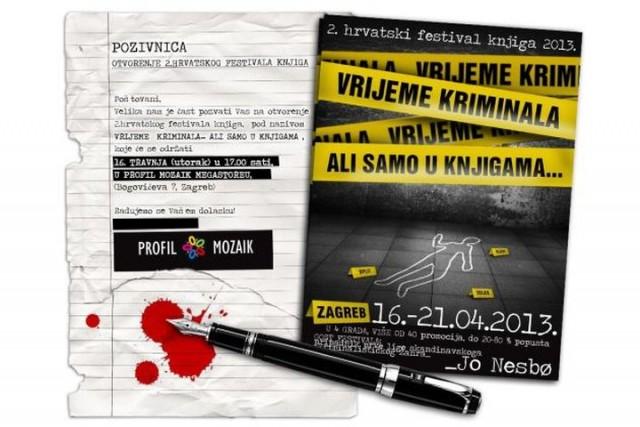 2. hrvatski festival knjige 2013.
