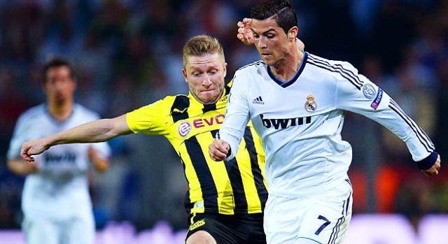 Real Madrid očekuje čudo, Borussia finale