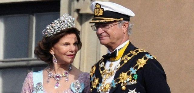 Švedski kraljevski par u Zadru