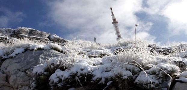 Na Biokovu novi snijeg