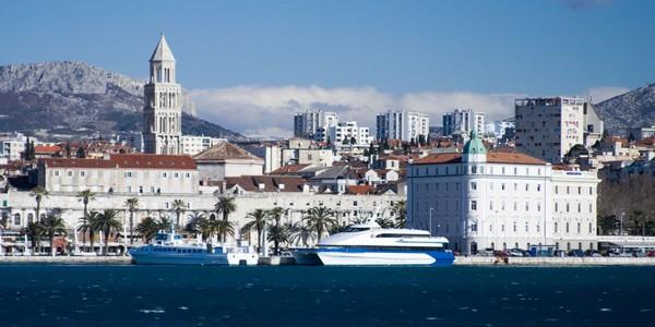 Split: Velika završnica proslave dana Grada