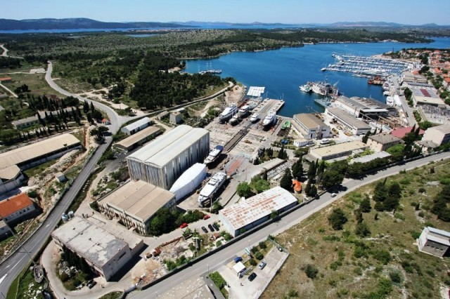 Slovenci novi vlasnici šibenskog brodogradilišta