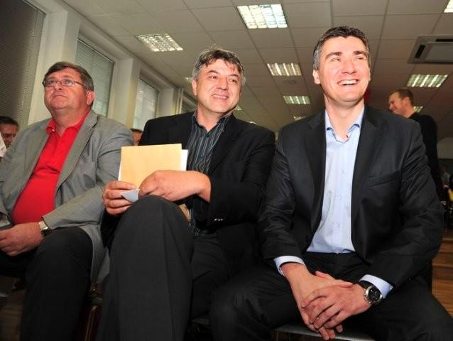 Svađe u vrhu SDPa