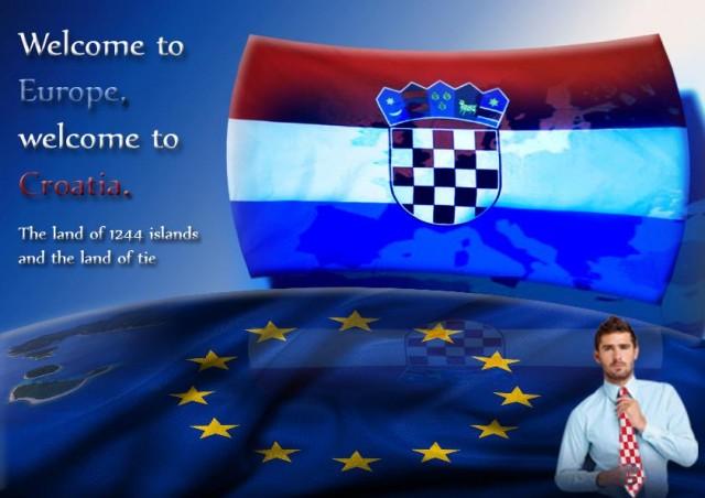 Gotovo 70% Hrvata zadovoljno ulaskom Hrvatske u EU