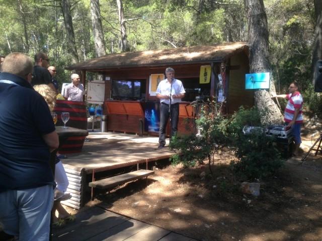 Svečano otvorenje Lošinjskog povijesnog podvodni parka