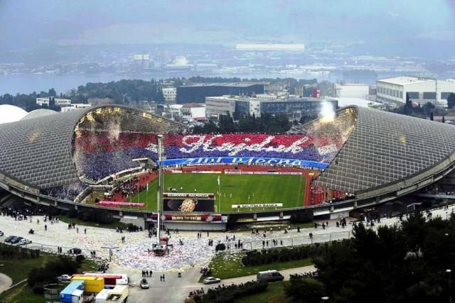 Oduševljeni junak Hajduka