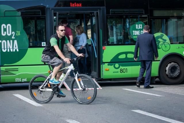 Zatvorena Ulica Riva i mnoštvo bicikala obilježili Europski tjedan kretanja u Rijeci