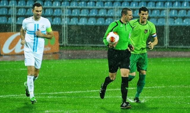 Dinamo opet vodeći, a na Kantridi nestalo struje