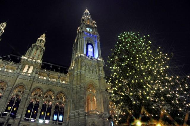 Božićne pjesme iz cijelog svijeta u bečkoj gradskoj vijećnici