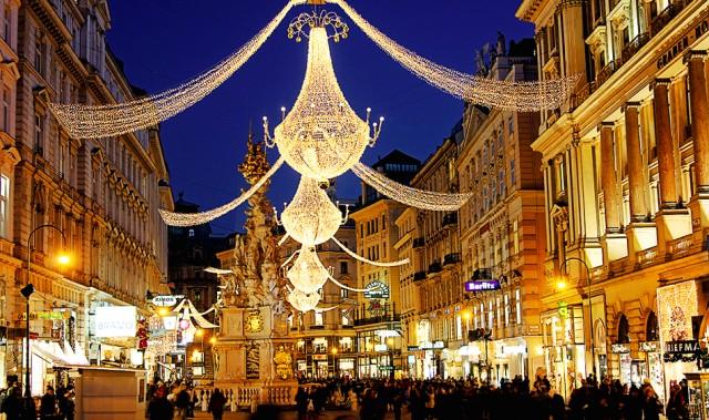 Okusi i mirisi bečkim božićnih sajmova
