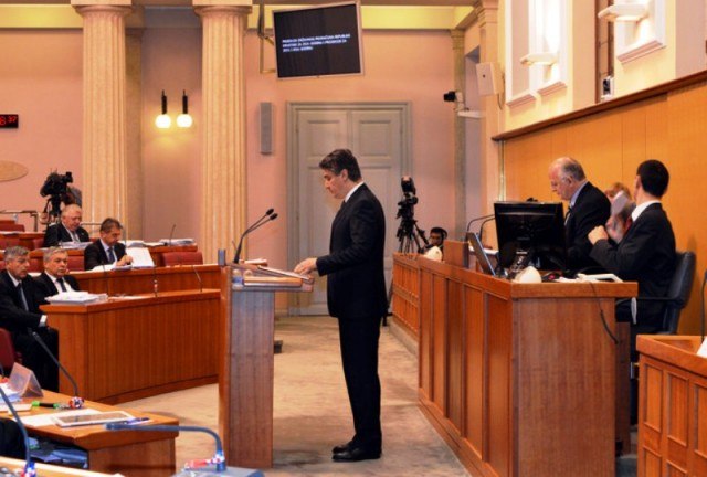 Alarm : Milanovićeva Vlada mora pasti