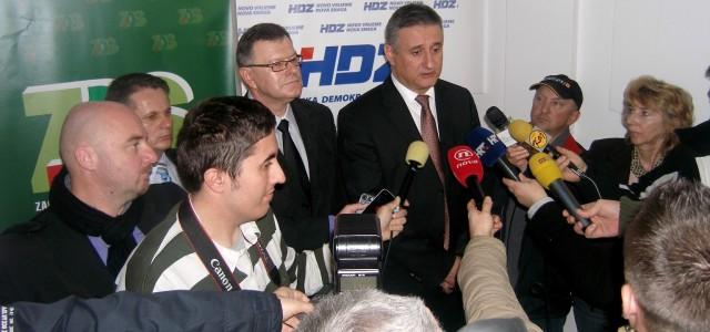 HDZ: Joisipoviću bi standard građana trebao biti važniji od imidža