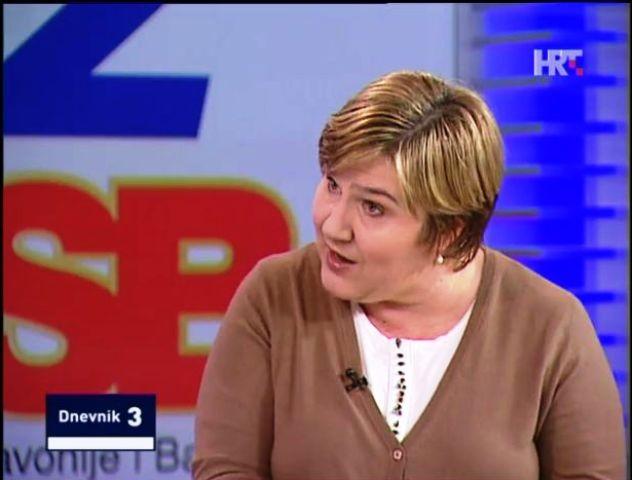 """Željka Markić """"dotukla"""" Karamarka"""