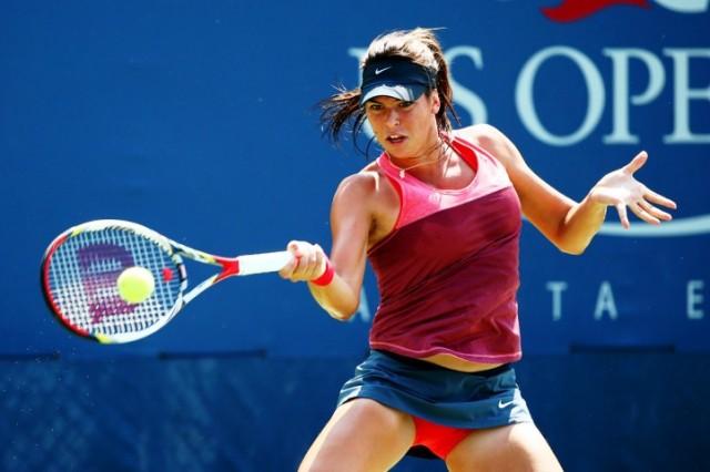 Ajla Tomljanović u četvrtfinalu