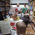 ljetnom rasporedu bibliobusa Gradske knjižnice Rijeka