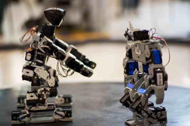Veliko bečko natjecanje iz robotike – RobotChallenge